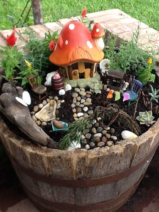 Kids Adventure Garden Prep Work