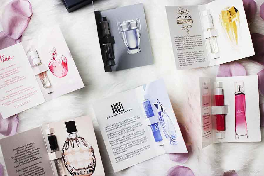 The Best Ways To Get Perfume Samples