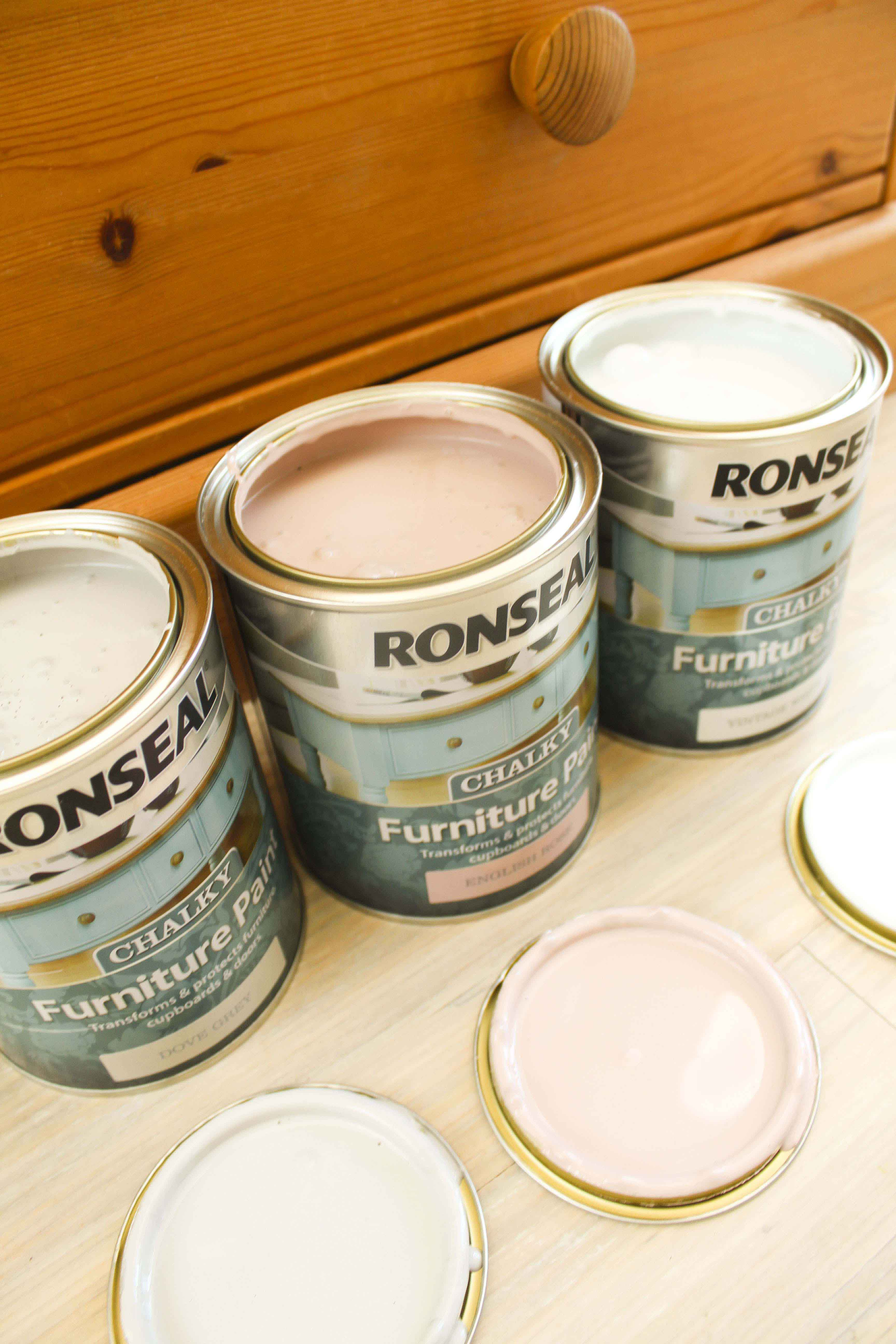 Ronseal chalky furniture paint ronseal - Ronseal Chalky Furniture Paint Ronseal 7