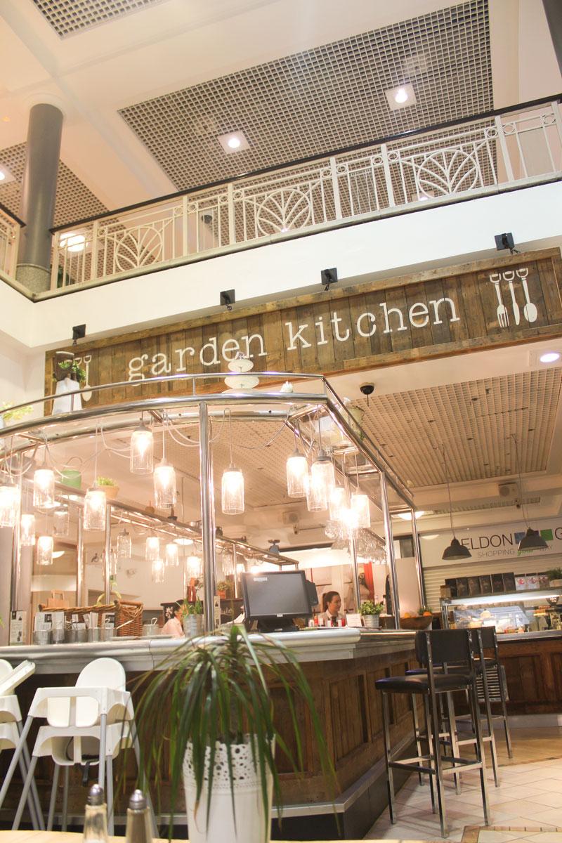 Garden Kitchen, Eldon Square, Newcastle. *Review
